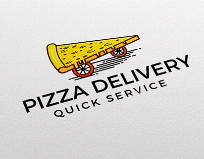 Pizza Delivery Logo Design