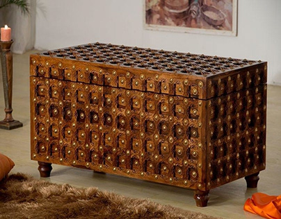 Wooden Box / Trunk
