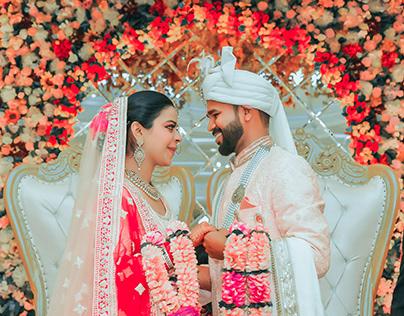 Wedding Photography - Ankur weds Palak
