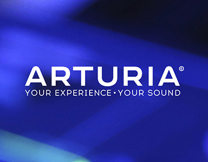Arturia - Branding