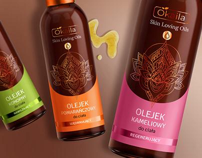 Okaila - olejki do ciała