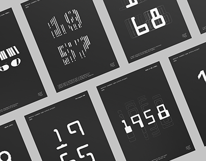 Machine Readable Type | An archive Project