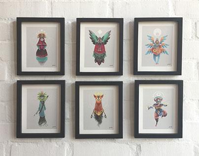 Collection : Gods 1 (Regala Arte)