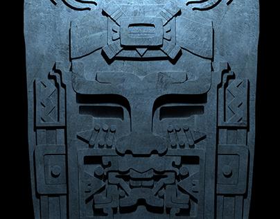 Olmec - Tres Zapotes - Stela C