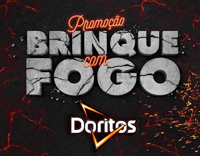 Promoção Doritos Roleta 2.0