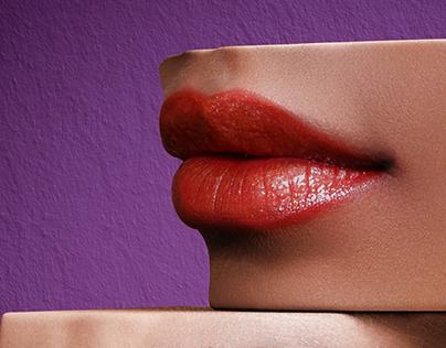 KISS KISS LIPSTICK - STUDY PROJECT