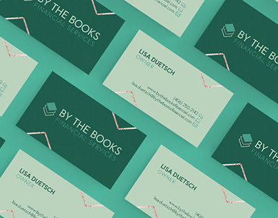 By the Books Financial Services - Branding