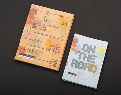 BAfF - DVD package & flyer