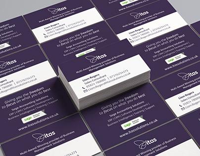 itas Business Cards