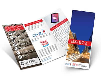 LivingWageDC Brochure