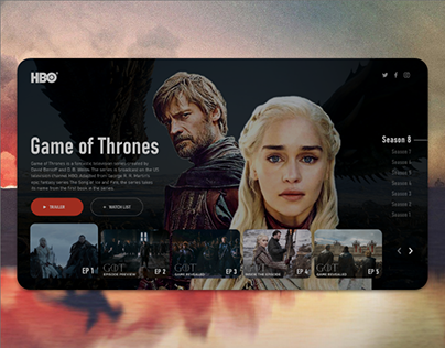 Series Page Game of Thrones