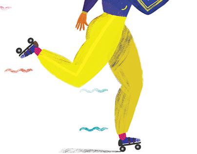 Pesronal Illustrations