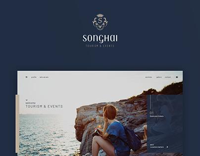 Corporate Identity_Songhai Branding