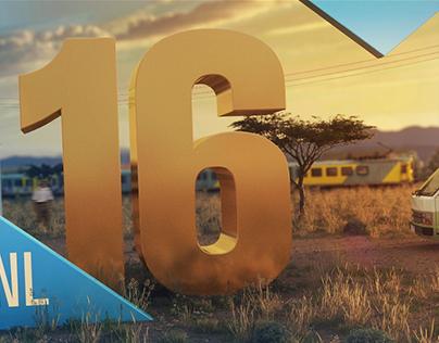 Mzansi Magic Channel Imagery 2014