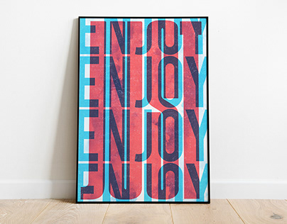 Typographic Poster Collection