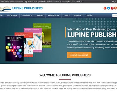 Lupine Publishers Predatory: fake news