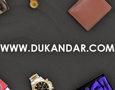 Dukandar Banner