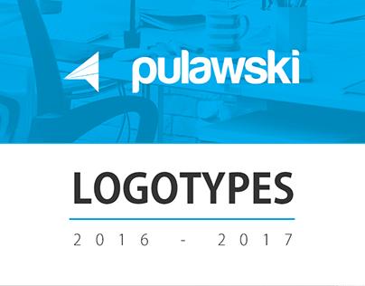 Logotypes 2016 - 2017