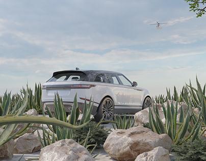 Automobile Outdoor Visualization