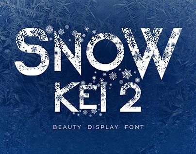 Snow Kei 2 font