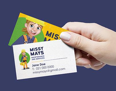 Missy Mays Maintenance Branding