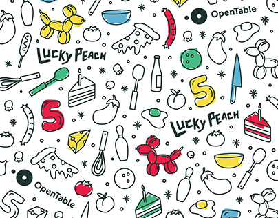 Lucky Peach x OpenTable