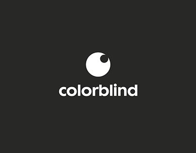 colorblind — Branding & Webdesign