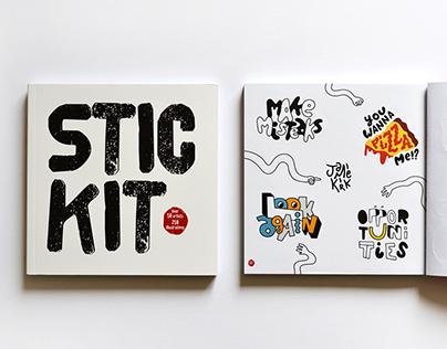 Stick It Book