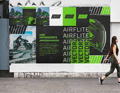 Icon Motosports - Airflite Vector