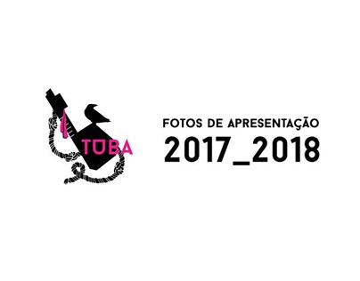 TUBA: Fotos de Apresentação 2017_2018
