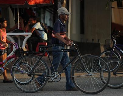 "Pueblo ""Bicicletero"""