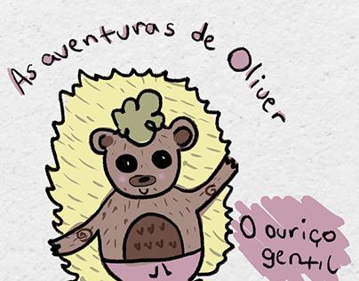 As aventuras de Oliver - o ouriço gentil