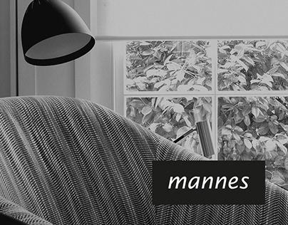 Mannes - Identidade Visual