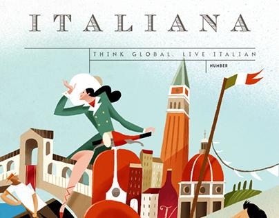 Magazine Italiana
