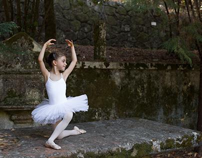 Fotografia de dança em Sintra