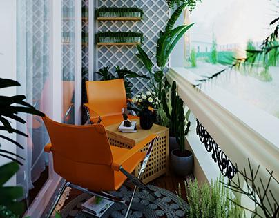 Balacony Design