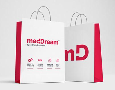 """medDream"" krepšeliai"