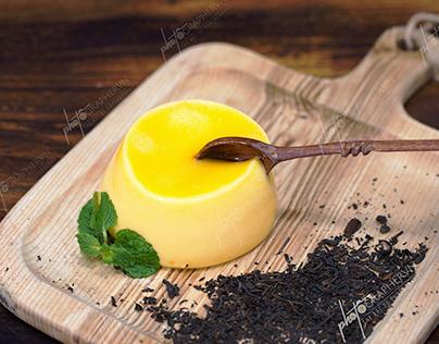 Chụp ảnh trà sữa Tokycha