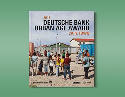 Urban Age Award Publication
