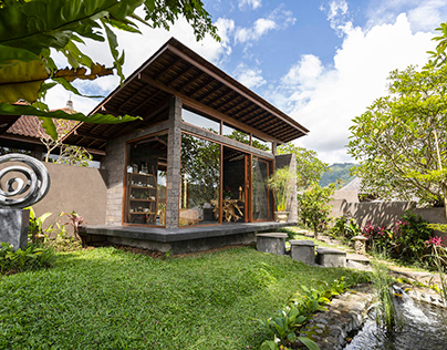 DS Bali Villa Photography - Anada Spa at Samanvaya