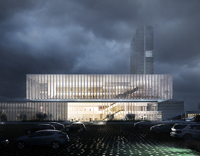 Exhibition and Conference Centre, Feasibility Study