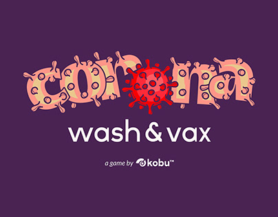 Corona: Wash & Vax - The Game