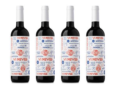 Vi Novell 2013 wine