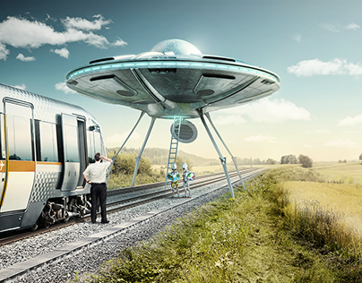 Flytoget - advertising campaign