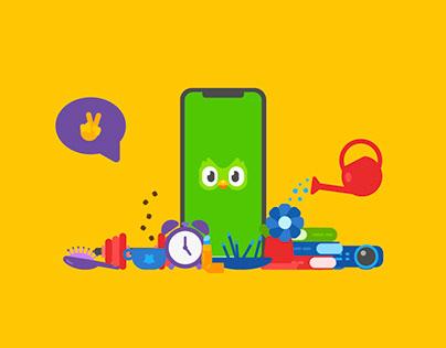 Duolingo - Make It A Habit (D&AD New Blood 2021)
