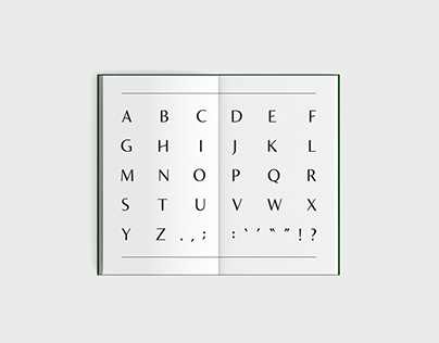 Wintergardens: A Typeface Pair