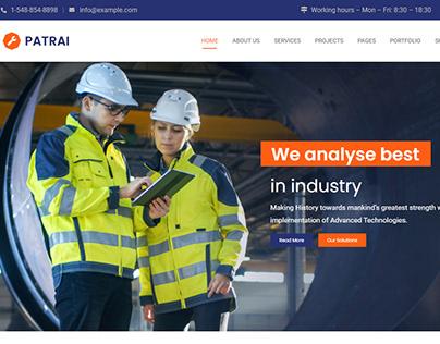 Patrai Industry - Industrial Manufacturer