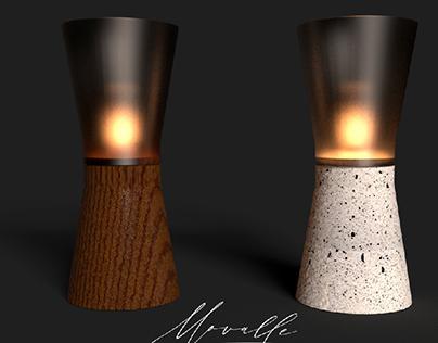 LUVEN Lamp
