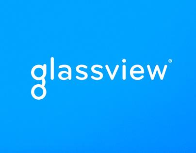 GlassView - Branding, Web design