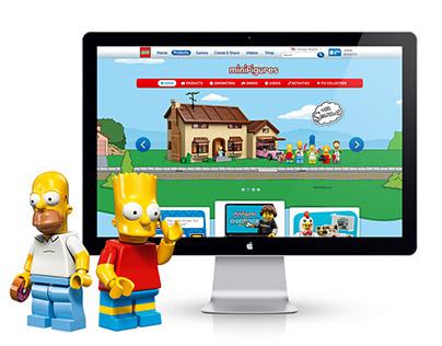 LEGO® Minifigures - Simpsons Series